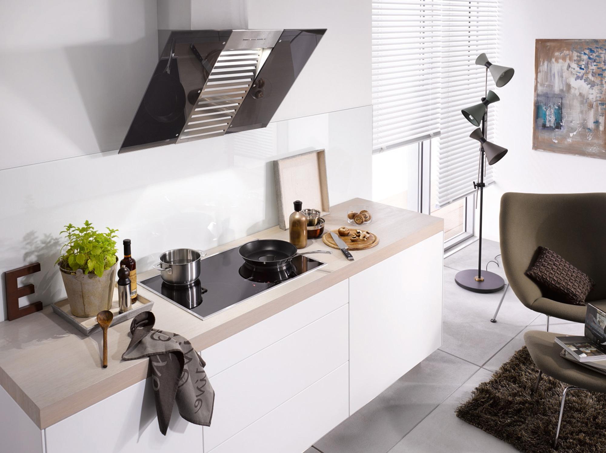 dunstabz ge avancieren zu designobjekten moderne k che magazin. Black Bedroom Furniture Sets. Home Design Ideas