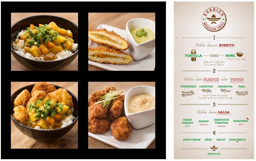 © Oishii - Japanese Streetfood / Burrico - Mexican Grill