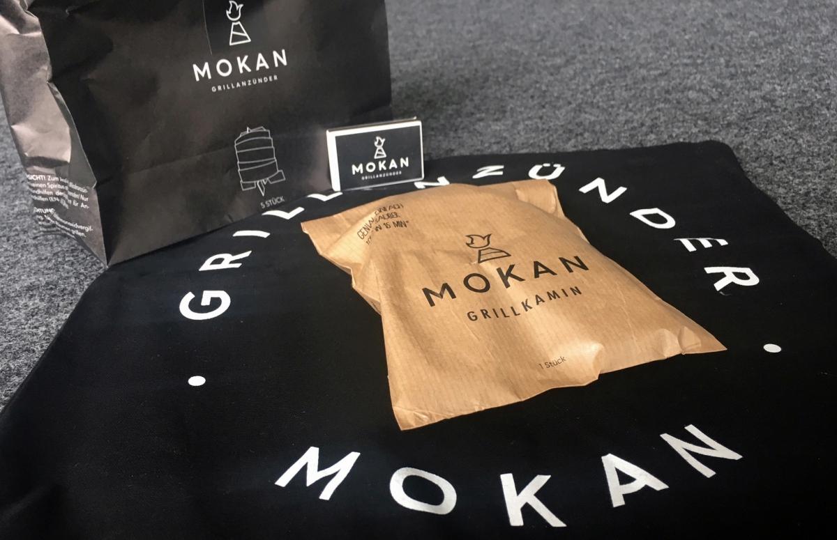 Test Mokan Grillkamin