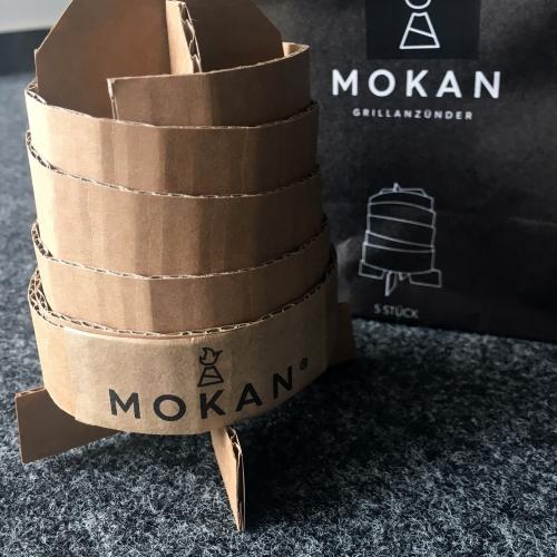 Mokan Grillkamin Test