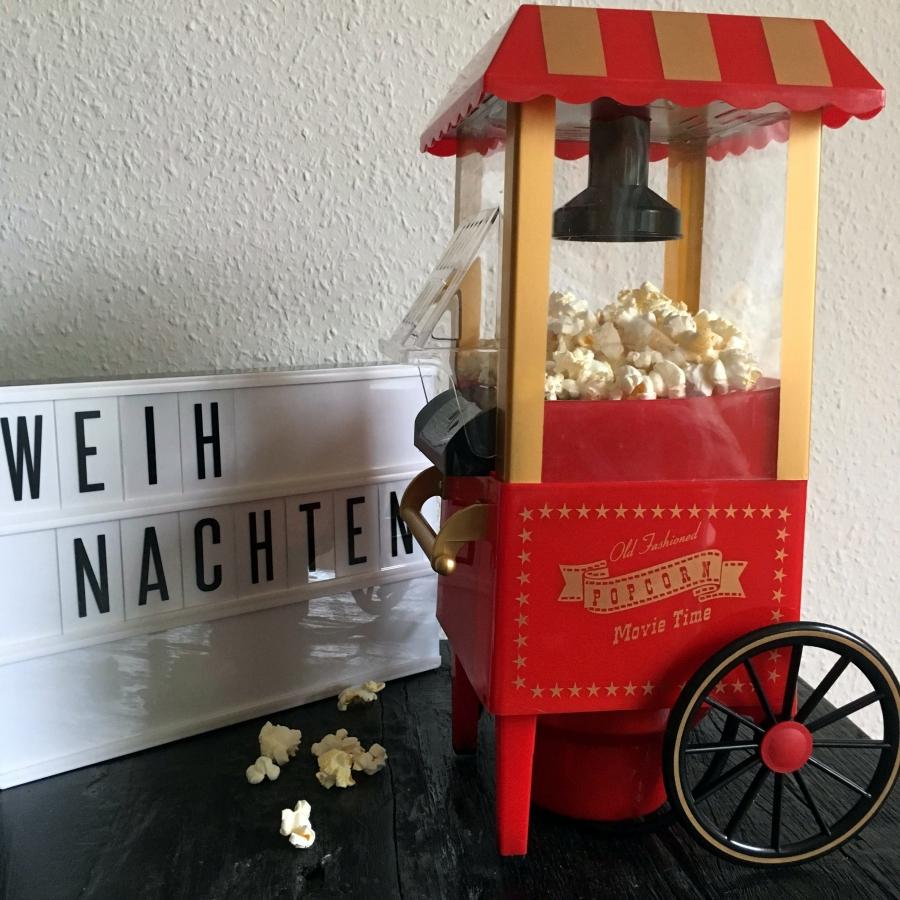 Popcornmaschine Retro